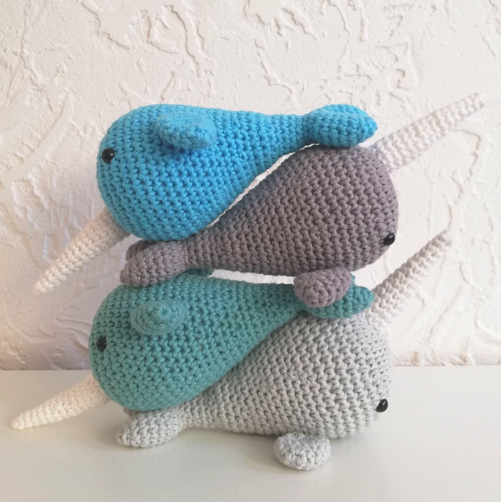 Woolfie, realistic crochet wolf pattern | Son's Popkes | 1597x1596