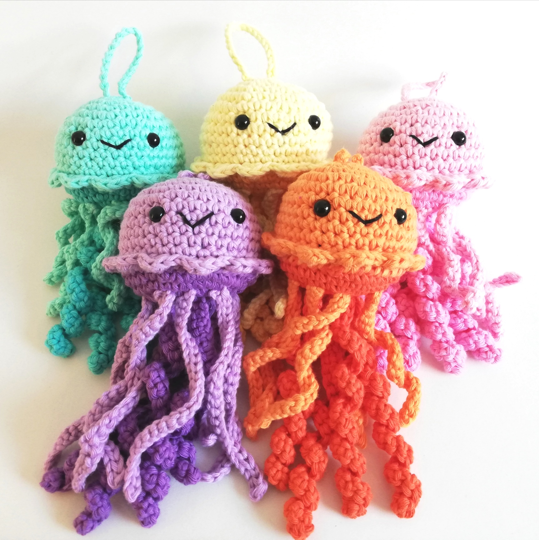 9 Adorable Octopus Crochet Patterns Your Kids Will Love! | 1728x1725